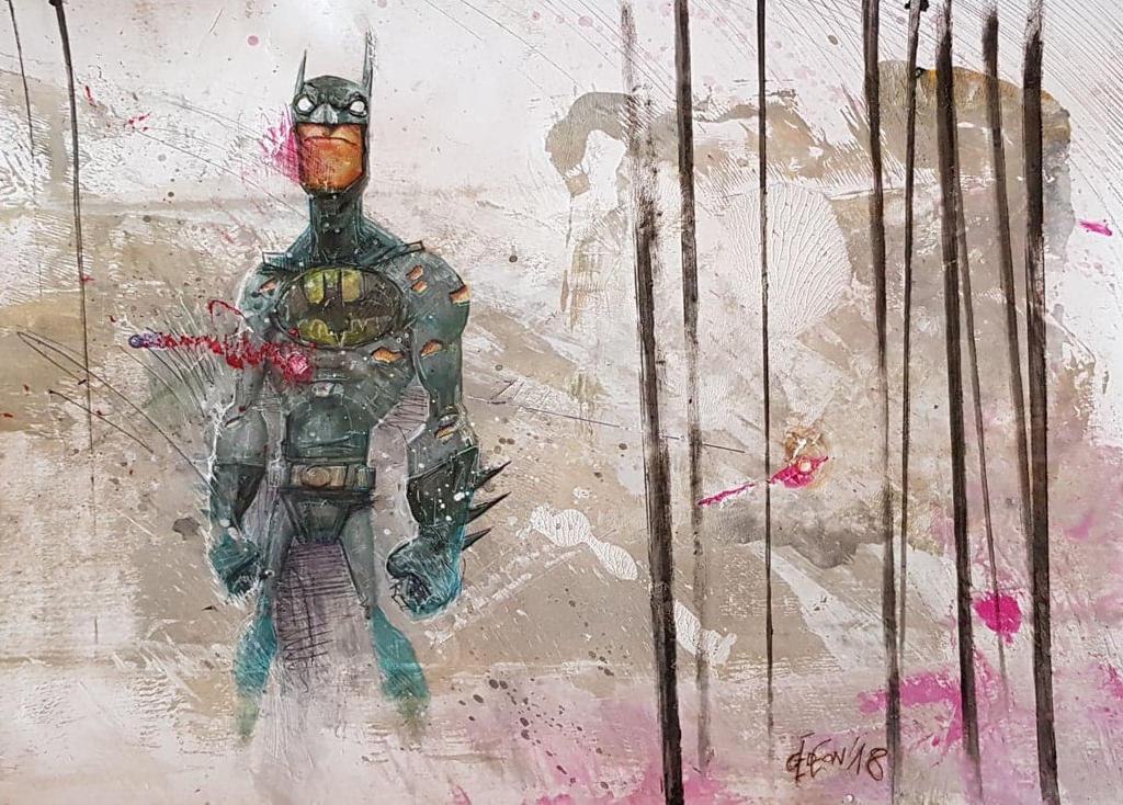 dead bat by DanielGrzeszkiewicz