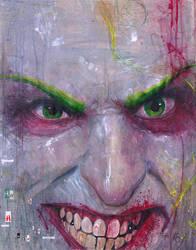 Joker by DanielGrzeszkiewicz