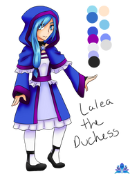Lalea the Duchess (Reference) by UnlimitedCrazy