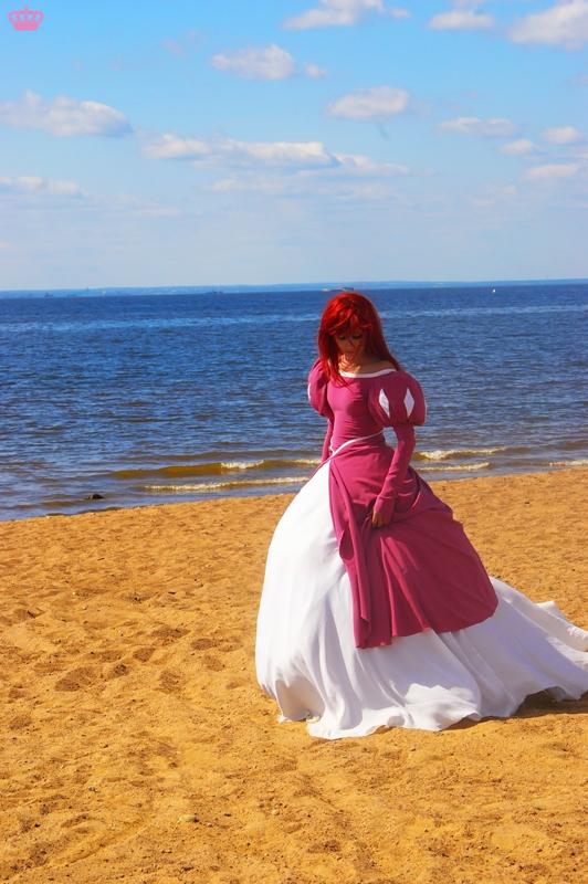 The little mermaid by MrsGnob