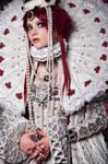 Esther Blanchett. The Queen. by MrsGnob