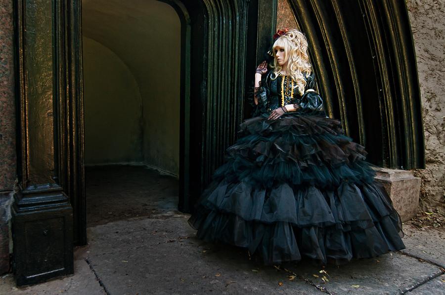 Versailles: Hizaki by MrsGnob