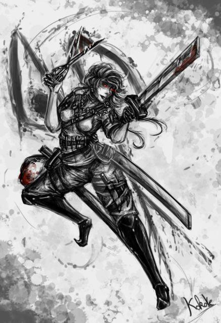 The spook's apprentice : Grimalkin 2.0 by Yumi-nou