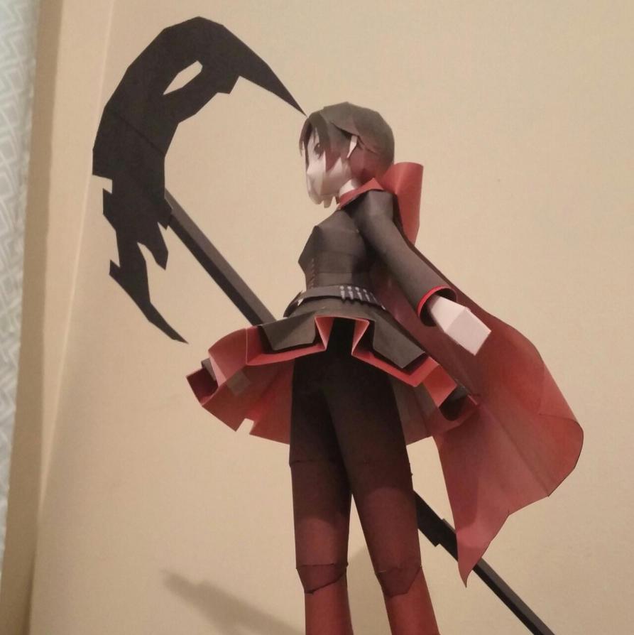 Ruby (4) by neonengine