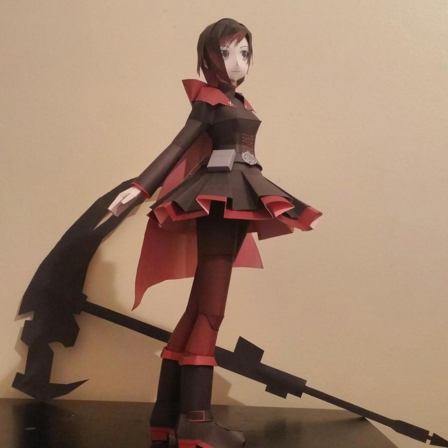 Ruby (5) by neonengine
