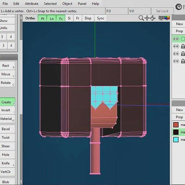 Garnet SU Papercraft WIP by neonengine