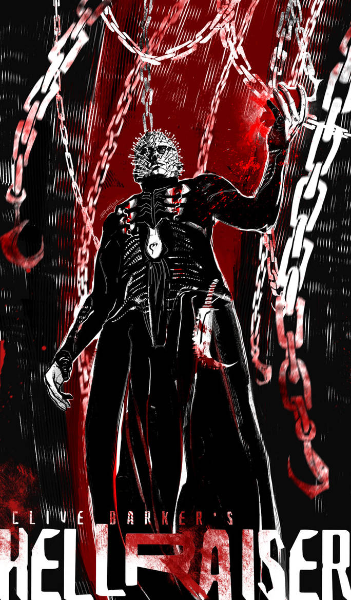Pinhead by ANIMAfelis