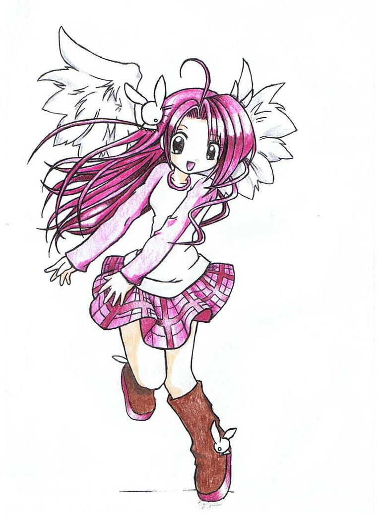 Misha by happysakura
