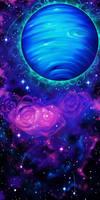 Neptune by Moondustdreams