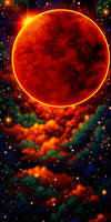 Mars by Moondustdreams