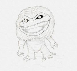 Critter by jaimeiniesta
