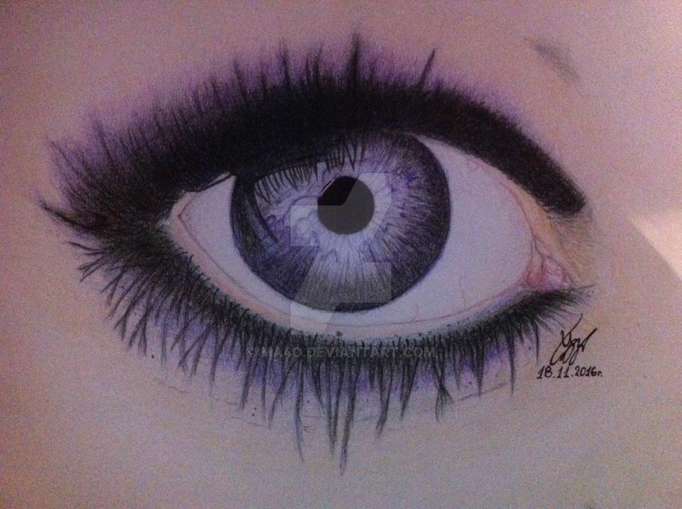 Eye by ma4o