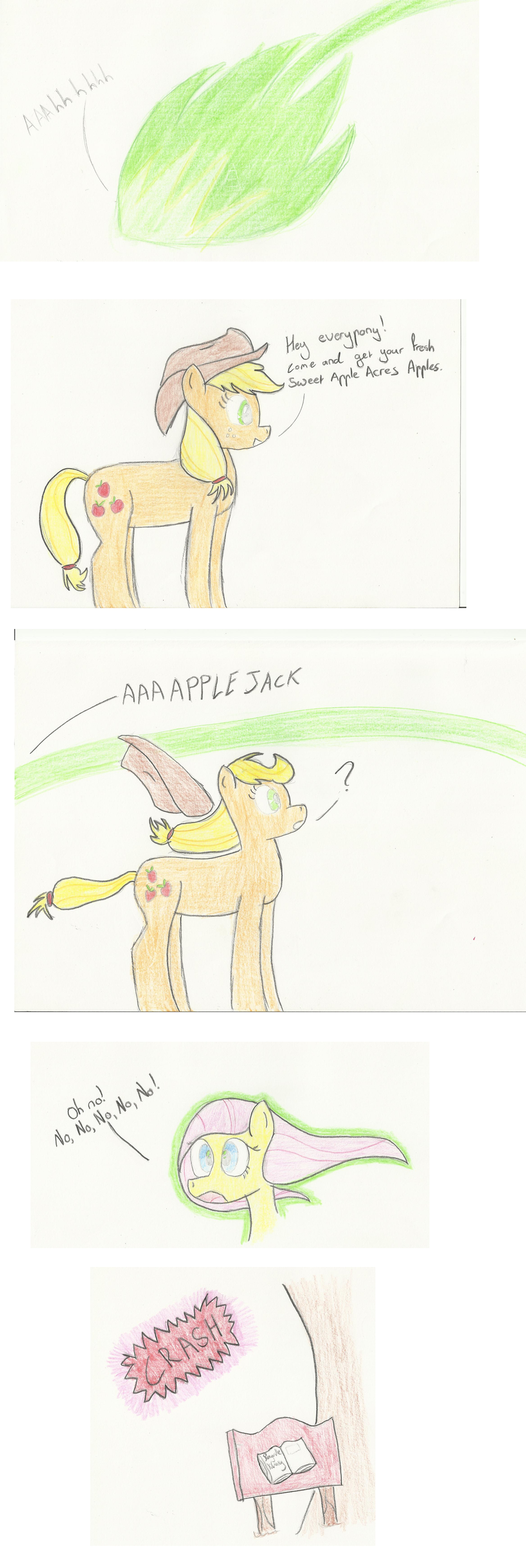 Ask Green Lantern Fluttershy 5- Part 1 by The-rogue-shadow