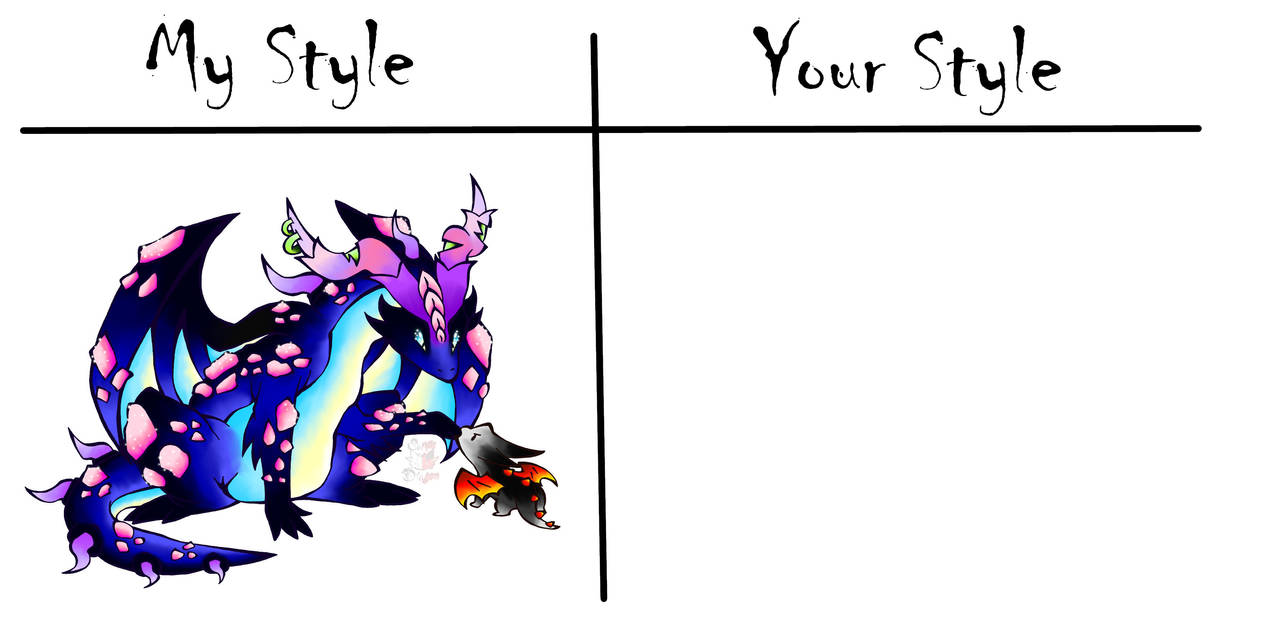 My Style Your Style: Ice vs Fire