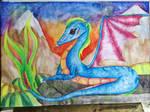 Mountain River Dragon