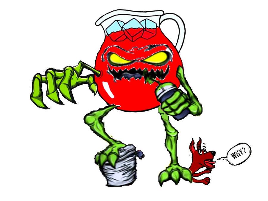 Killer Kool Aid Mixed Drink