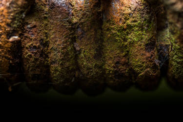 abstract rust II by MarcosRodriguez