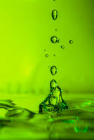 Green Fall III by MarcosRodriguez