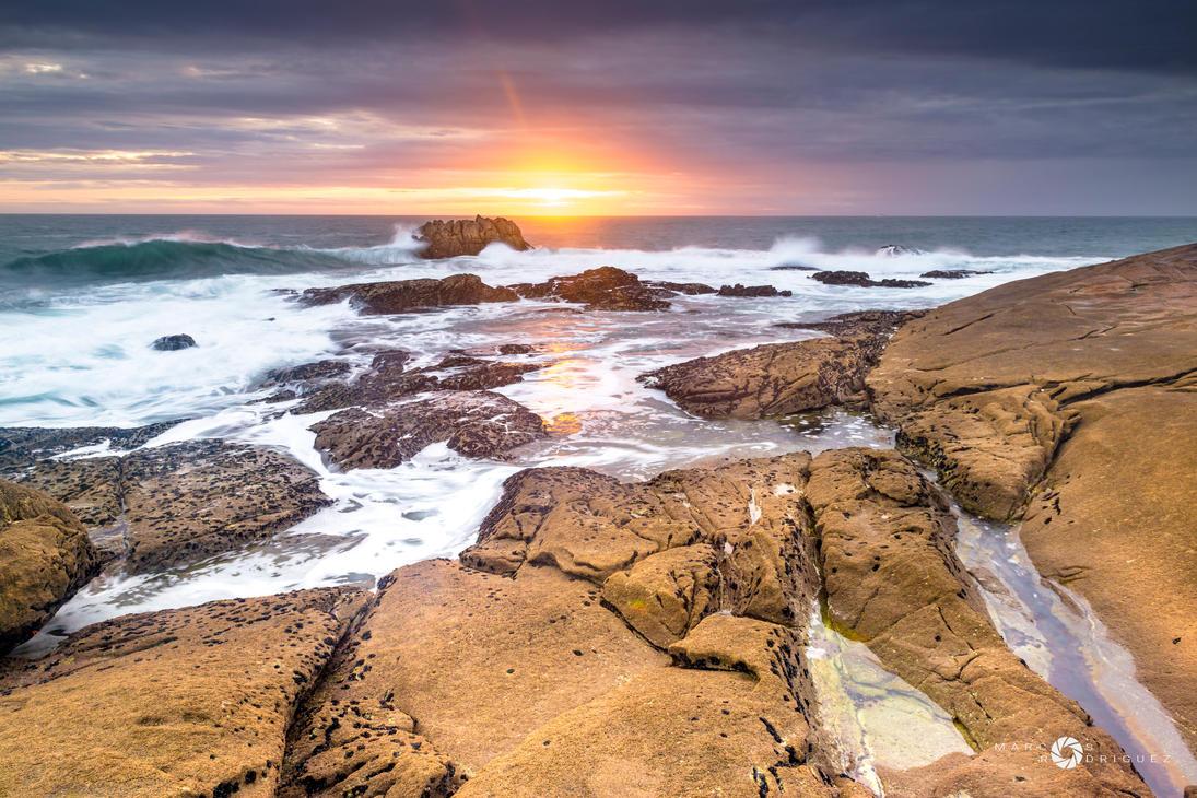 sunset by MarcosRodriguez