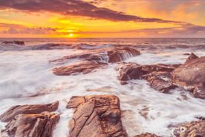 seascape, horizontal by MarcosRodriguez