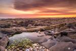 Galician sunset V