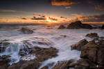 Galician Sunset IX
