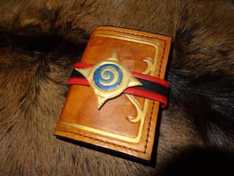 Porte-cartes Hearthstone by kanarchiste