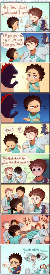 Haikyuu!! How to get a toy