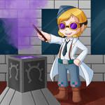 Magical Researcher by padfootlet