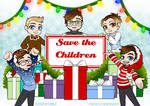 Jack The Halls: Save the Children