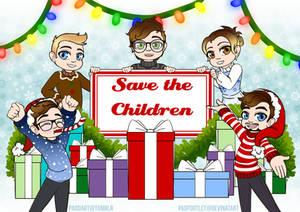 Jack The Halls: Save the Children