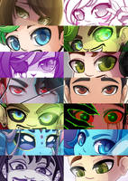 Eye Meme by padfootlet