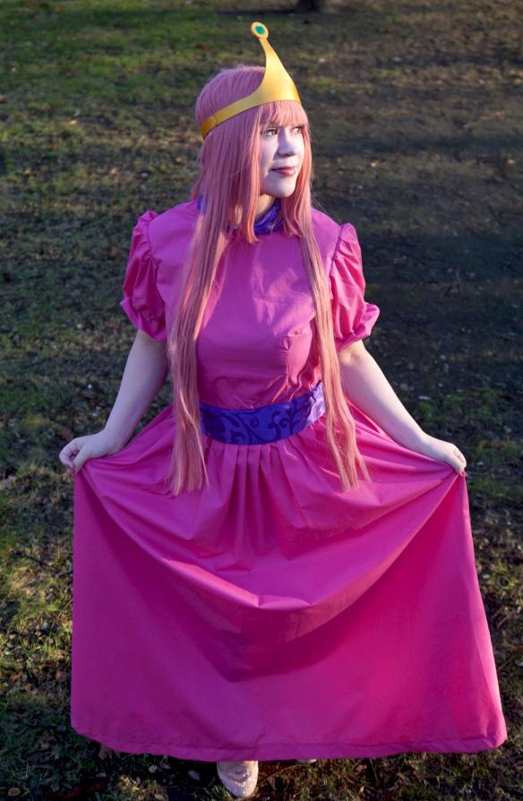 Princess Bubblegum Cosplay by Itakichan