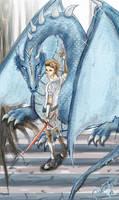Eragon + Saphira