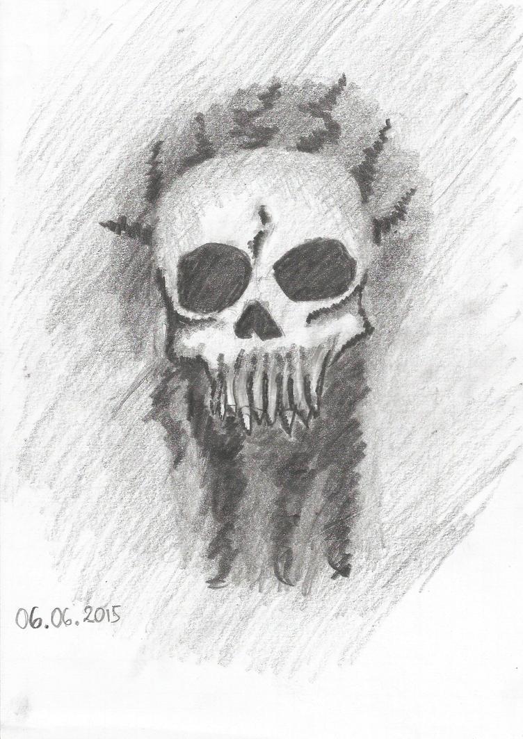 skull by fascinus