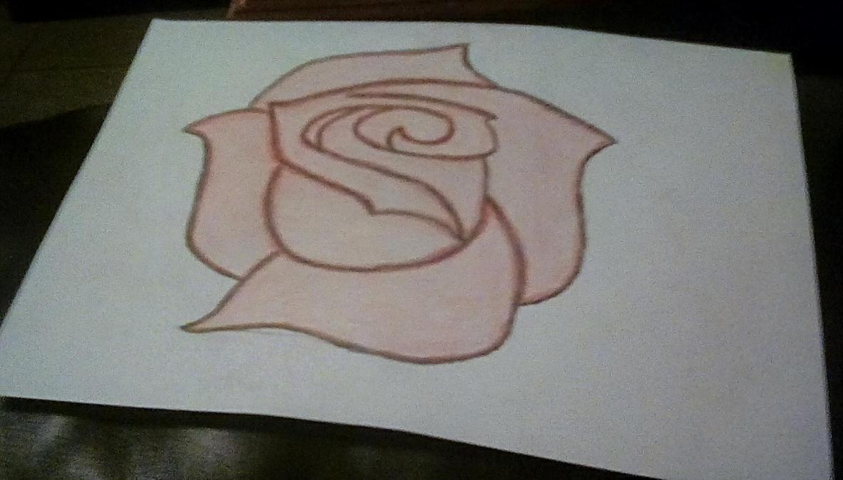 Rose by MYSTReaper