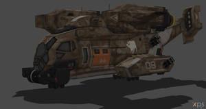 Razorback VTOL