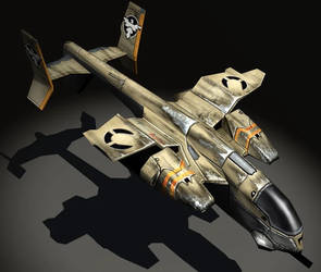 GDI A-15 Orca Gunship