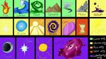 Elements Sheet