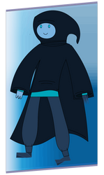 Adventure Time OC: Isrrael The Universal Wizard 2 by Universe-Ocean-Blue