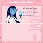Adventure Time OC: Valentine Meme/Isrrael by Universe-Ocean-Blue