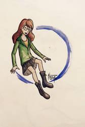 Daria by Linasaga