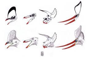 Depict PaleoBeaks by Smnt2000
