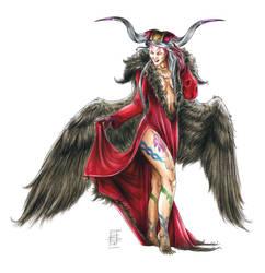 Commission_Artemisia (Final Fantasy VIII)