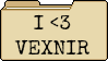Vexy Support Stamp by SavageFrog