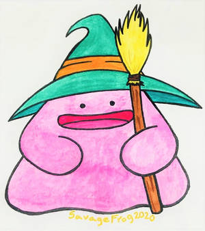 Ditto Witch