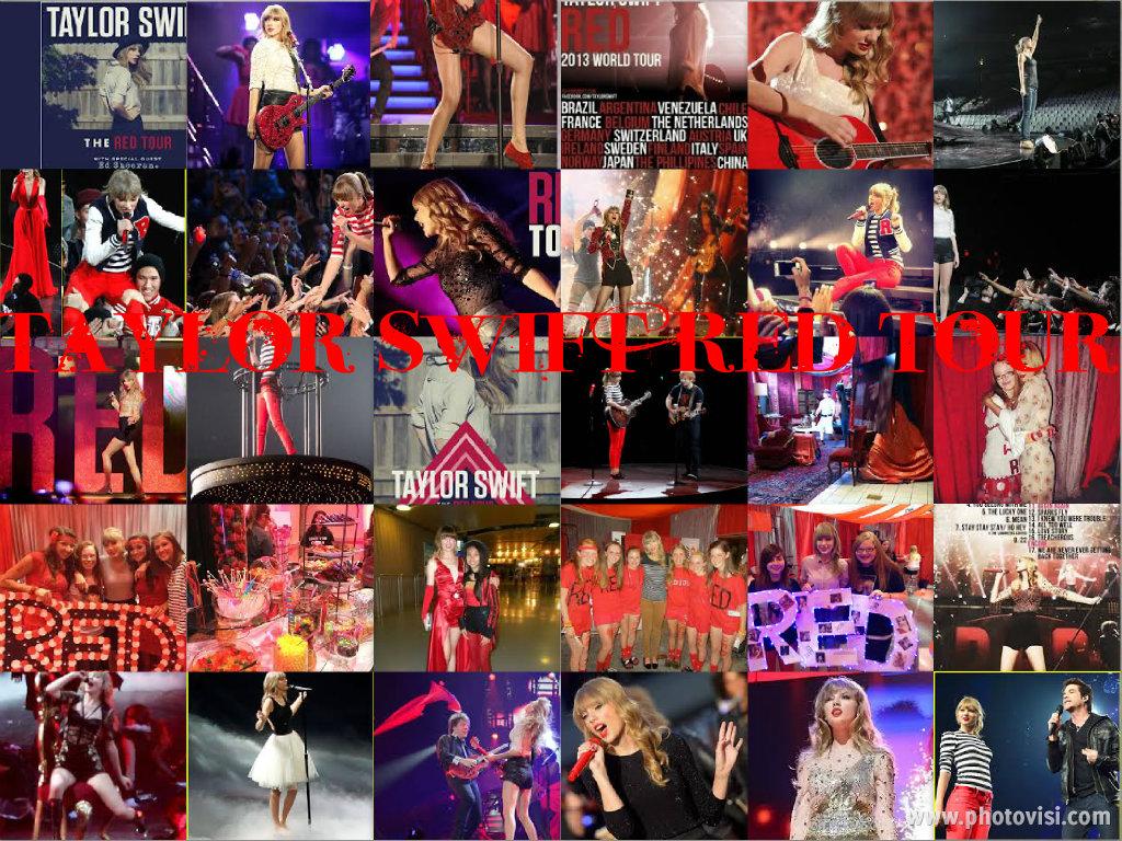 Taylor Swift Red Tour By Pinkdiamond810 On DeviantArt
