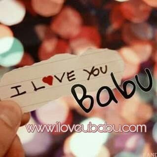 I Love U Babu Whatsapp Status Official Dp 1 By Iloveubabuofficial On Deviantart