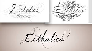 Evolution of Eithalica Logo