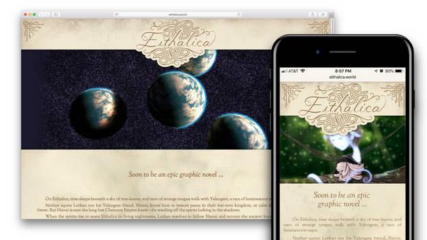 Eithalica Website
